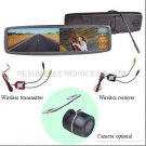 2.4GHz Wireless Car RearView Mirror Camera System