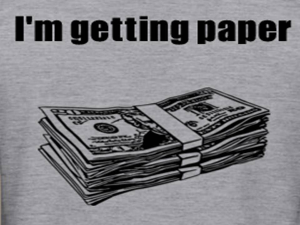 Money Shirt
