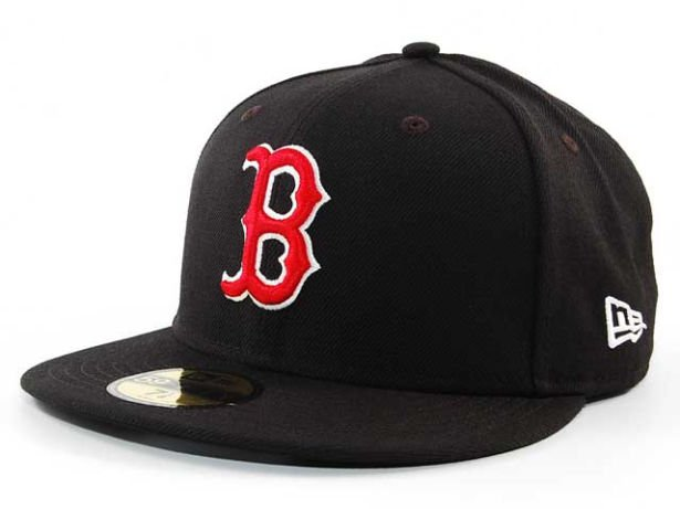 New Era 59Fifty Boston Red Sox Fitted Field Cap