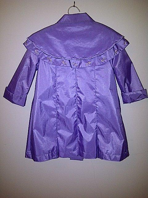 Toddlers Girls Rothschild Coat 2T