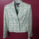 NWT MISSES VERY PRETTY JONES WEAR BLAZER SIZE 12