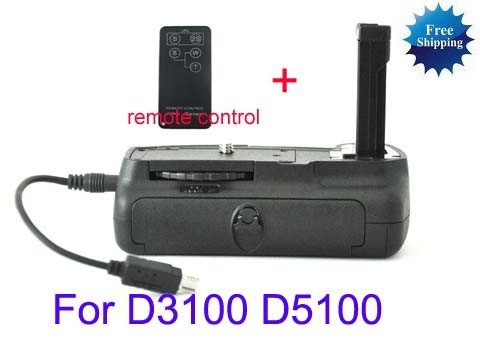 Battery Grip For Nikon D3100 D5100