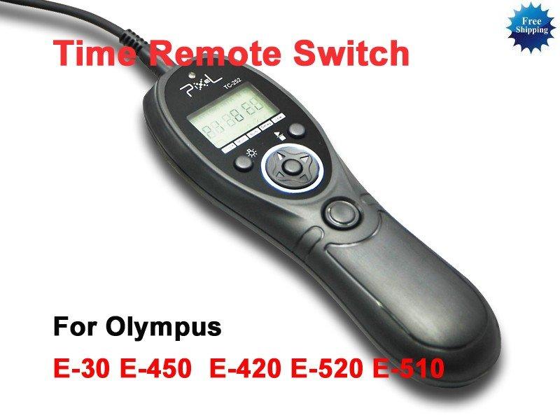 Timer Remote for Olympus E-30 E-450 E-420 E-520 E-510