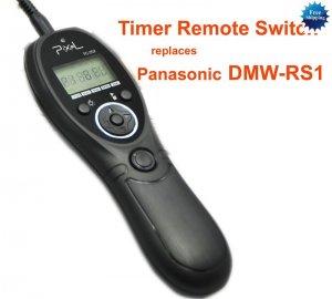 Timer Remote for Olympus SP-550 SP-560 SP-570 SP-590 UZ
