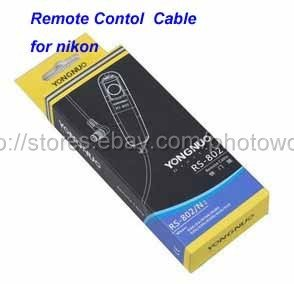 Yongnuo RS-802-N2 Remote Switch for nikon DSLR D80 D70S