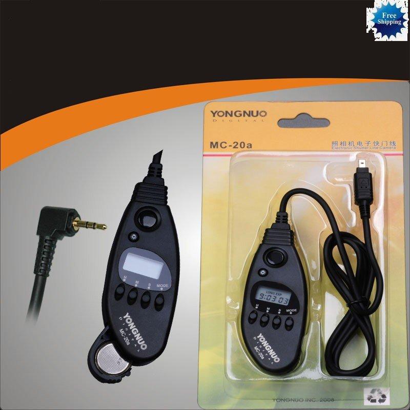 Timer Remote for CANON 60D 550D 500D 450D 1000D