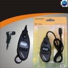 Timer Remote CANON 50D 40D 30D 7D 5D II 1D s III
