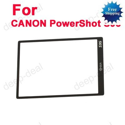 GGS LCD Protector glass for CANON PowerShot S95