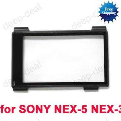 LCD Screen Protector glass for SONY NEX-5 NEX-3