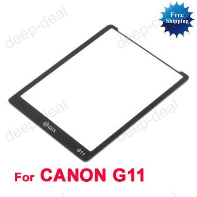 GGS LCD Screen Protector glass for CANON PowerShot G11
