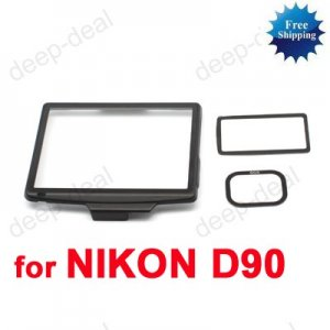 GGS III LCD Screen Protector glass for NIKON D90 D-SLR