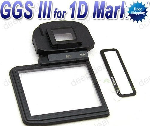 GGS LCD Screen Protector glass for CANON 1D Mark IV