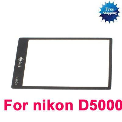 GGS LCD Screen Protector optical glass for NIKON D5000