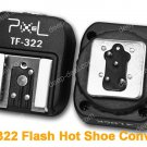 TF-322 Nikon i-TTL Flash Hot Shoe to PC Sync Adapter