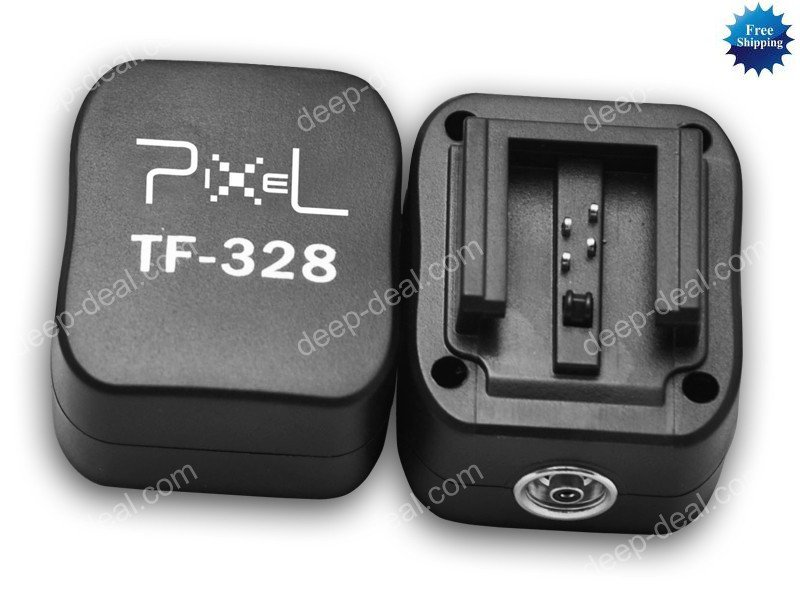 TF-328 Hot Shoe Converter for Sony