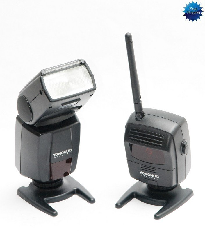 Wireless TTL Flash Speedlite & Commander for Canon