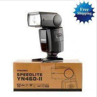 Flash Speedlite Yn-460ii for Nikon Canon Pentax