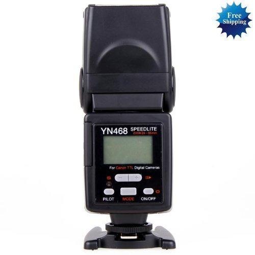 Flash Speedlite for Canon 50D 40D 500D 1000D 450D