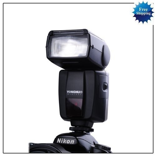 Flash Speedlite Dedicated E-TTL for Canon DSLR Cameras