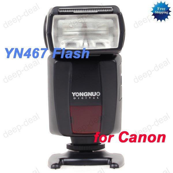 YN-467 ETTL Flash Speedlite for Canon 40D 50D 350D 400D