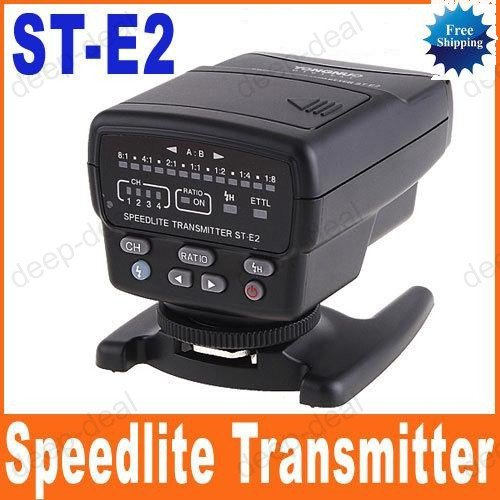 ST-E2 Speedlite Transmitter for 430EX 580EX II