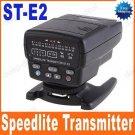 ST-E2 Speedlite Transmitter for 430EX 580EX II