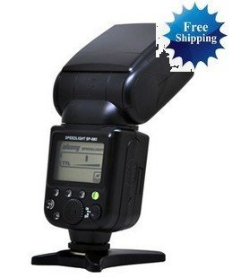 OLOONG Speedlite SP-690 for Nikon i-TTL auto zoom head