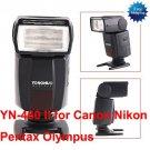 YN-460II Flash Speedlite For Nikon Canon Pentax