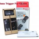 Wireless Flashgun Remote Trigger TF-361 Canon 580EX II