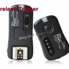 Wireless Flashgun Remote Trigger for Canon