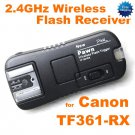 TF-361 Wireless Flash Receiver Canon 7D 5D II 550D 500D
