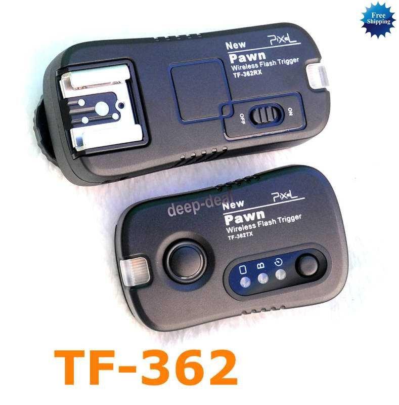 Wireless Remote Flashgun Trigger TF-632 Nikon SB900