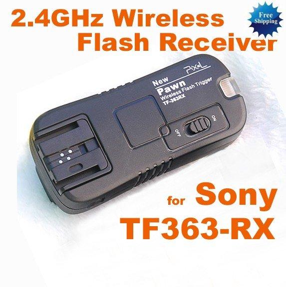 Pixel TF363 Flash Trigger Receiver Sony F58AM F42AM