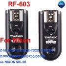 RF-603-N1 Radio Flash Trigger for nikon D100