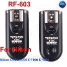 RF-603-n3 Radio Flash Trigger for Nikon D90 D5000 D3100 D7000
