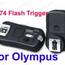 TF-374 Flash Trigger for Olympus E-P1, E-P2 E1 E3 E10 E20 E30 E620