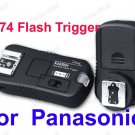 TF-374 Flash Trigger for Panasonic