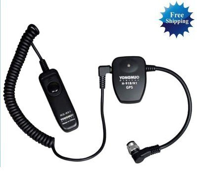 GPS Receiver for Nikon D2xs D2x D2Hs Fujifilm S5 Pro