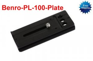 Benro PL-100 Quick Release Plate