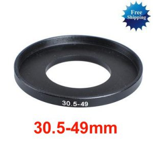 30mm-49mm 30-49 mm 30 to 49 Step Up Ring Filter Adapter