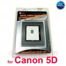 GGS LCD Optical Glass Screen Protector for Canon EOS 5D camera