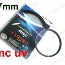 77 mm Multi Coated Ultraviolet MCUV MC UV Filter