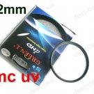 72 mm Multi Coated Ultraviolet MCUV MC UV Filter