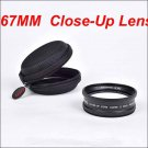 XPRO-F280 67mm Close-Up Lens for canon nikon sony Olympus Pentax