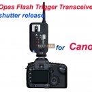 Opas Flash Trigger Transceiver for Canon speedlite Trigger shutter release