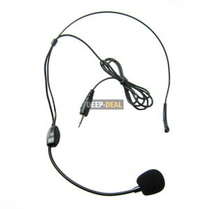 3.5mm Headset Microphone for Voice Amplifiers