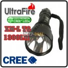 UltraFire Flashlight Torch C8 CREE XM-L T6 LED 1300Lmharger
