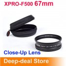 XPRO-F500 67mm Lens Macro lens Super Macro Conversion Lens