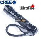 UltraFire WF-501B CREE XML T6 LED 1000lm Lumen 5 Mode Flashlight