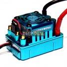 HOBBYWING XERUN SCT PRO Blue 120A RC Brushless Motor ESC Speed Controller